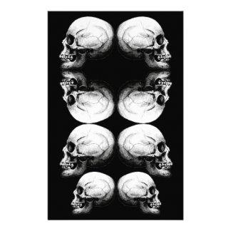 Skull Advanced Profile Dark Protect Stationery