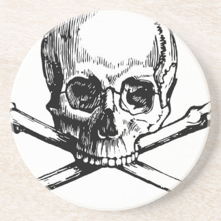 Skull and Bones Coaster