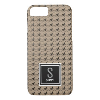 skull and boneS iPhone 8/7 Case