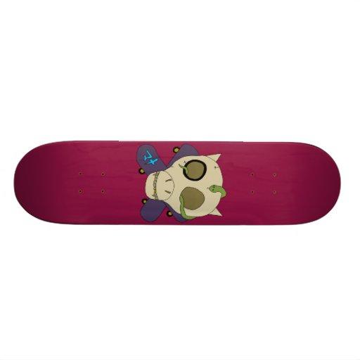 Skull and Cross Boards Skate Board Deck