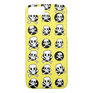 Skull and CrossBone iPhone 7 Case