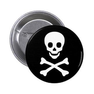 Skull and Crossbones Pin