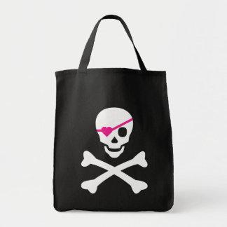 Skull and Crossbones Bags
