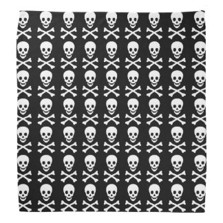 Skull and Crossbones Bandana