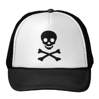 Skull and Crossbones Cap
