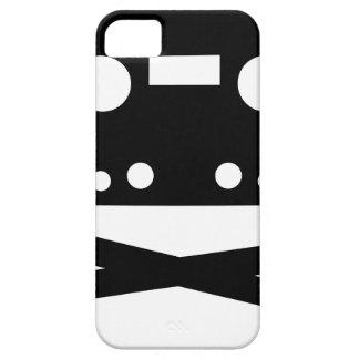 SKULL AND CROSSBONES CASSETTE TAPE CASE FOR THE iPhone 5