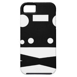 SKULL AND CROSSBONES CASSETTE TAPE iPhone 5 CASE