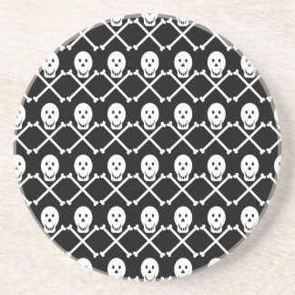 Skull-and-Crossbones Coaster