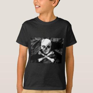 Skull and Crossbones Flag T-Shirt