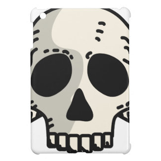 Skull and Crossbones iPad Mini Cover