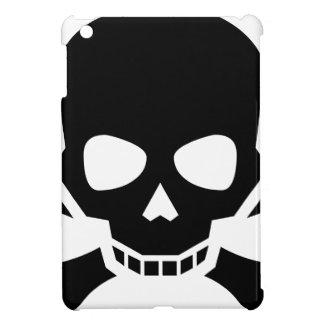Skull and Crossbones iPad Mini Cover