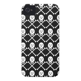 Skull-and-Crossbones iPhone 4 Cover