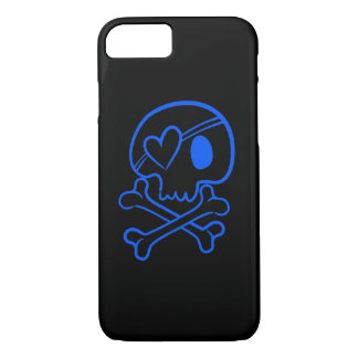 Skull and Crossbones iPhone 7 Case