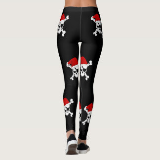 SKULL AND CROSSBONES LEGGINGS