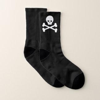 Skull and Crossbones Socks
