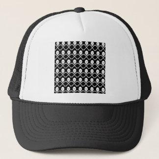 Skull-and-Crossbones Trucker Hat