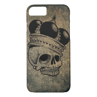 Skull and Crown iPhone 7 case