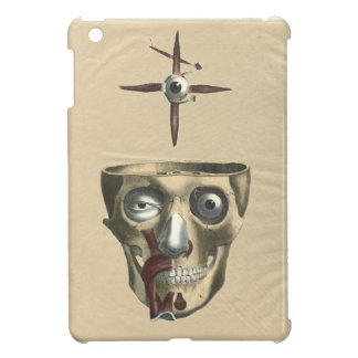 Skull and Eyes Anatomical Art Case For The iPad Mini