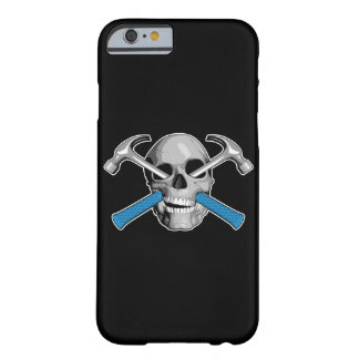 Skull and Hammers v3 Barely There iPhone 6 Case