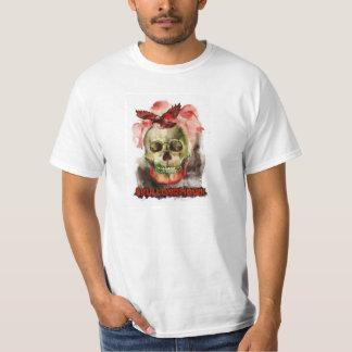 Skull and Hawk Men's Tee