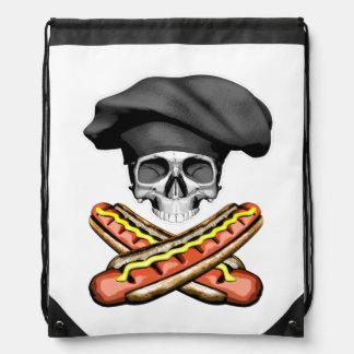 Skull and Hotdogs v3 Rucksacks