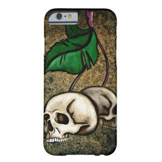 Skull and Leafs iPhone 6/6s case Barely There iPhone 6 Case