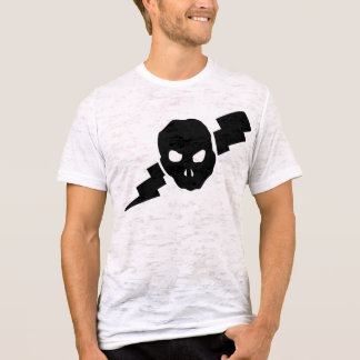 Skull and lighting bolt! T-Shirt