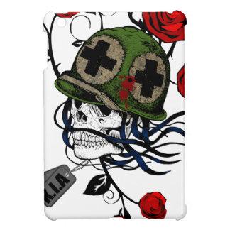 Skull And Roses iPad Mini Cases
