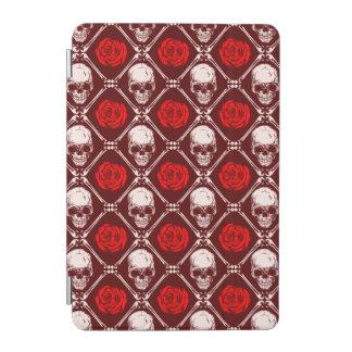 skull and roses iPad mini cover