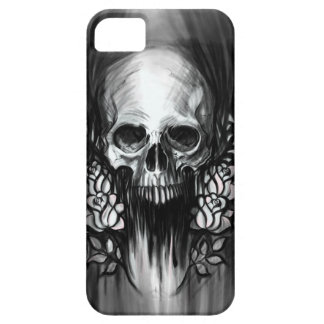 Skull and Roses iPhone 5 Cover
