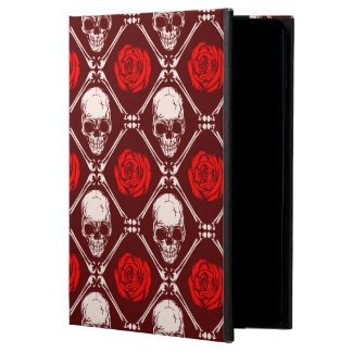 skull and roses powis iPad air 2 case