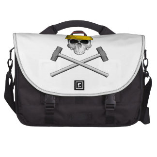 Skull and Sledge Hammers 2 Bag For Laptop