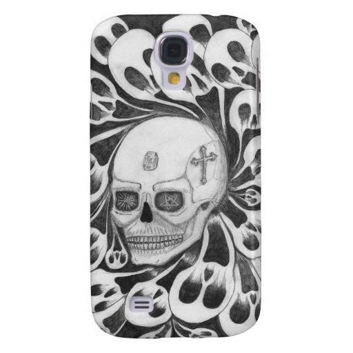 Skull and souls images samsung galaxy s4 cases