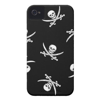 Skull and sword iPhone 4 cases