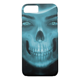 Skull Art Demon iPhone 7, Barely There iPhone 7 Case