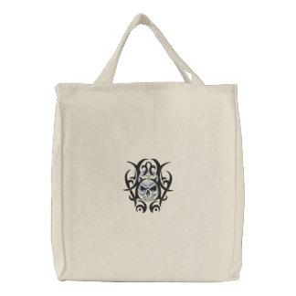 Skull Art Bags