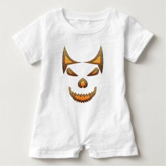 Skull Baby Bodysuit