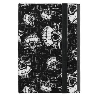 skull background case for iPad mini