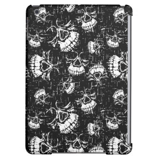 skull background cover for iPad air