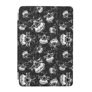 skull background iPad mini cover