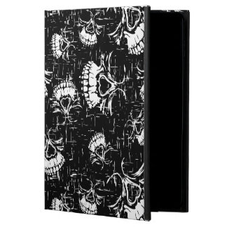 skull background powis iPad air 2 case