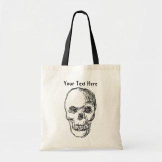 Skull. Bag