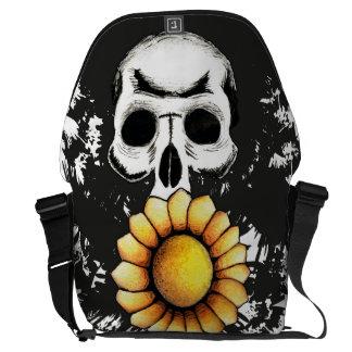 Skull Bag Commuter Bag