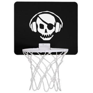 Skull basketball net mini basketball hoop