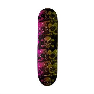 Skull Bling  Skateboard Decks