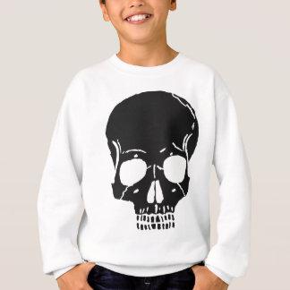 Skull Bone Bones Skeleton Skeletal Creepy Spooky Sweatshirt