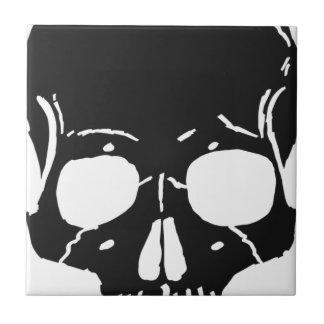 Skull Bone Bones Skeleton Skeletal Creepy Spooky Tile
