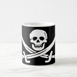 Skull & Bones Morphing Mug