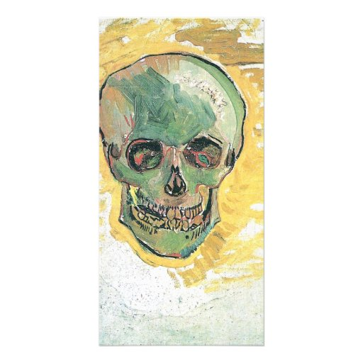 Skull  by Vincent van Gogh Photo Cards