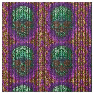 Skull Candy Fabric